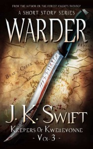 Warder by J.K. Swift